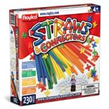 Roylco 230-pc. Straws & Connectors Set