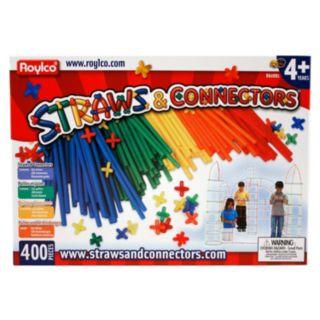 Roylco 400-pc. Straws & Connectors Set