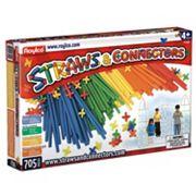 Roylco 705 pc Straws & Connectors Set