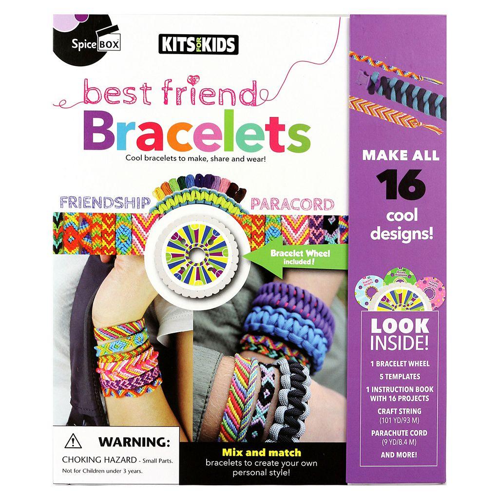 SpiceBox Best Friend Bracelets Kit