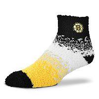 Women's For Bare Feet Boston Bruins Marquee Sleep Socks