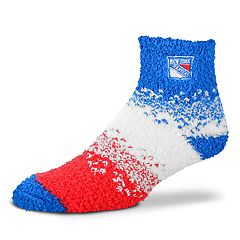 Women's For Bare Feet New York Rangers Marquee Sleep Socks
