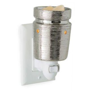 Candle Warmers Etc. Metallic Outlet Wax Melt Warmer