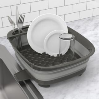 Squish Collapsible Dish Rack