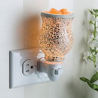 Candle Warmers Etc. Mosaic Outlet Wax Melt Warmer