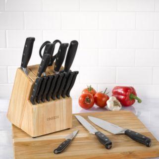 Oneida 18-pc. Triple Rivet Cutlery Set