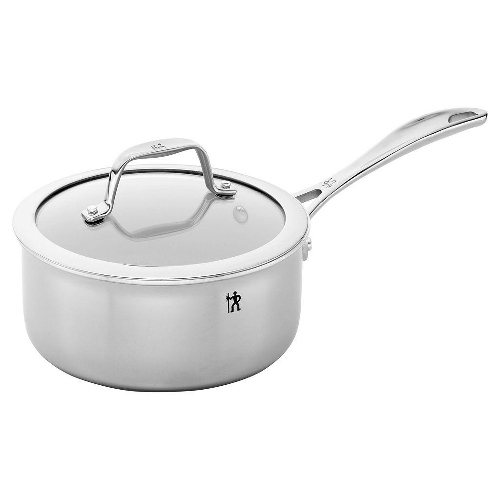 J.A. Henckels International Realclad Ceramic Interior Sauce Pan