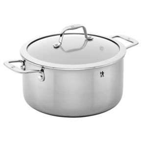 J.A. Henckels International Realclad 6-qt. Ceramic Interior Dutch Oven