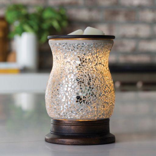 Candle Warmers Etc. Illumination Mosaic Wax Melt Warmer