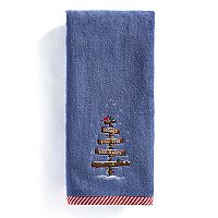 St. Nicholas Square® Home For The Holidays Hand Towel