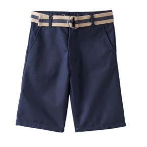 Boys 4-16 Eddie Bauer Belted Shorts