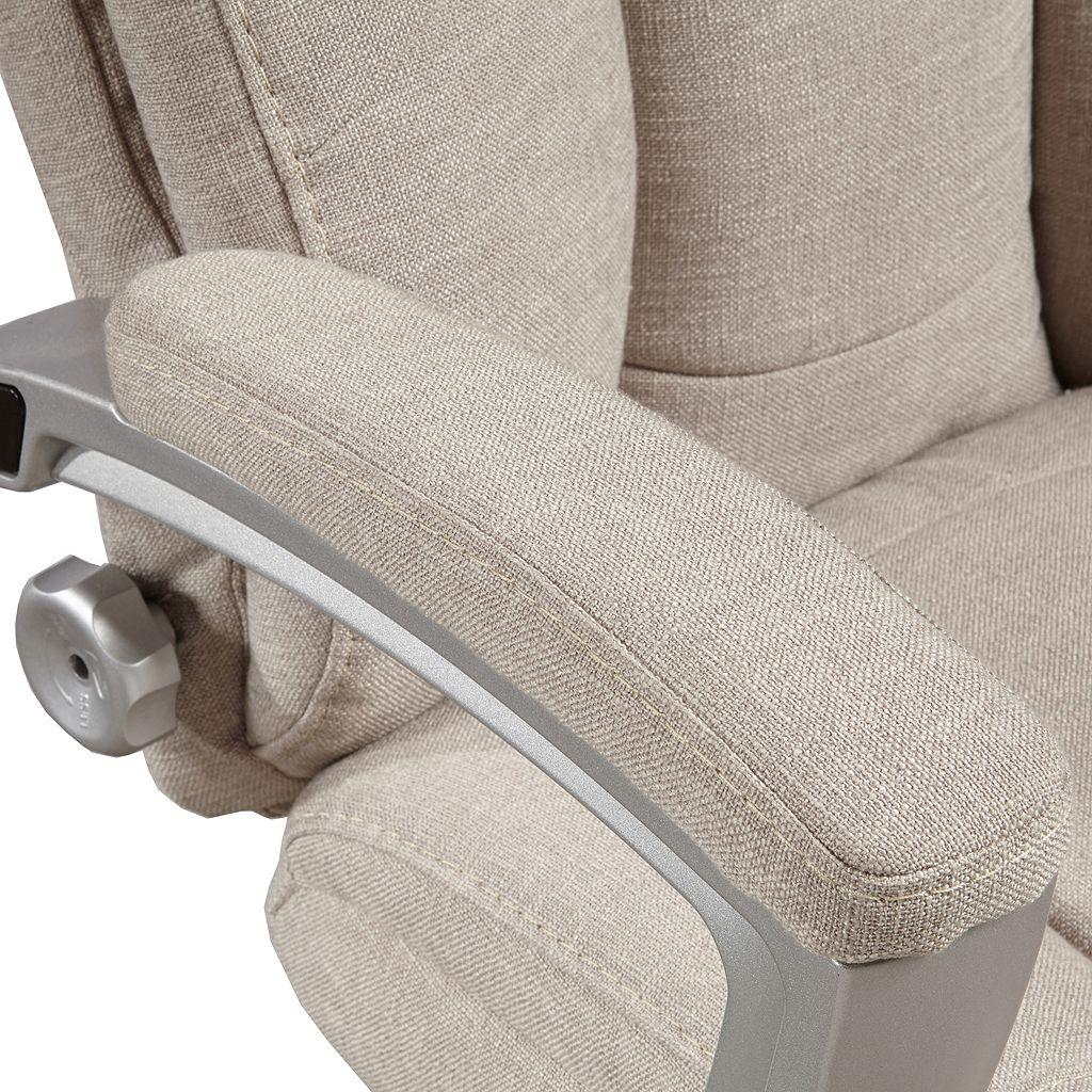 Sealy Posturepedic Cool Memory Foam Desk Chair
