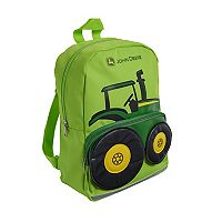 Toddler Boy John Deere Tractor Backpack