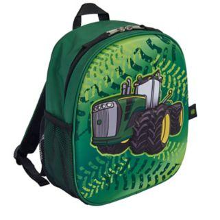 Toddler Boy John Deere Pop-Out Tractor Backpack