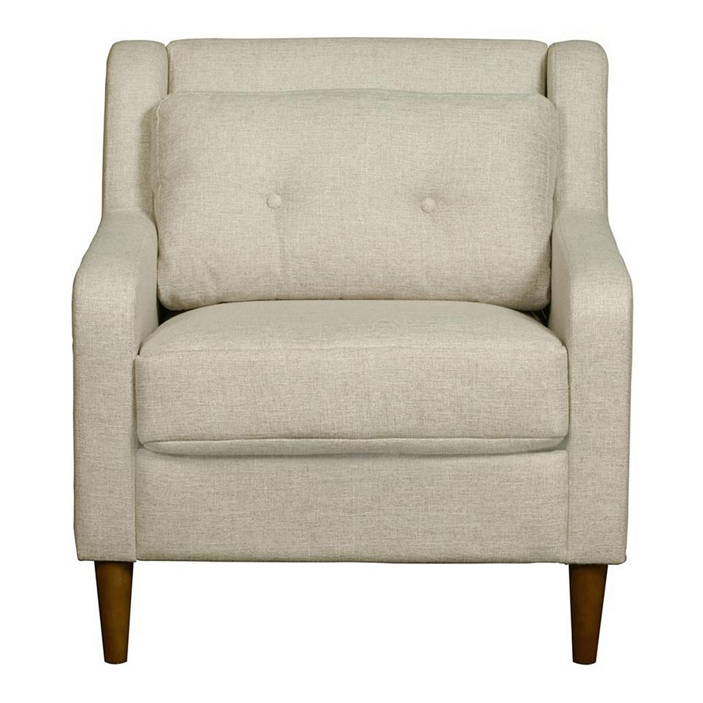 Pulaski Tufted Accent Chair