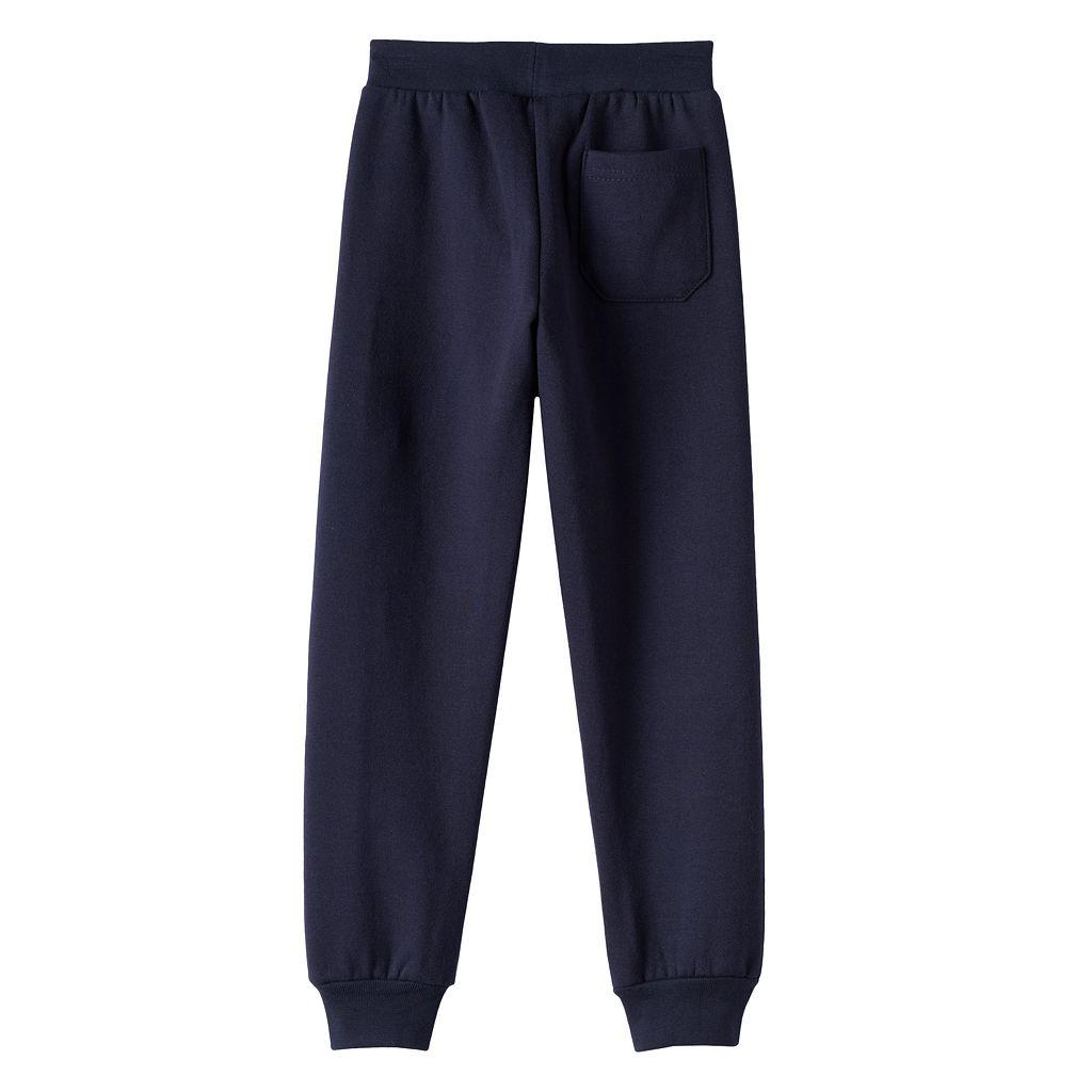 Boys 4-16 Eddie Bauer Fleece Jogger Pants