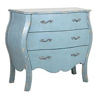 Pulaski Distressed 3-Drawer Dresser