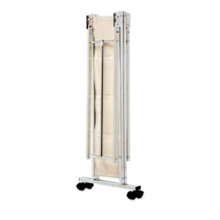 Honey-Can-Do Double Folding Tube Garmet Rack
