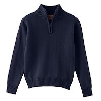 Boys 4-16 Eddie Bauer Quarter-Zip Sweater