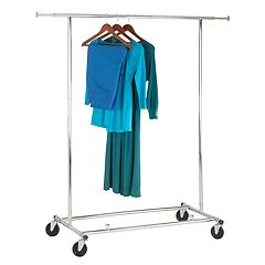 Honey-Can-Do Commercial Garment Rack
