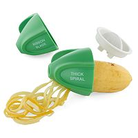 Farberware 2 pc Handheld Spiralizer Set