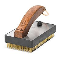 Outset Rosewood Oversized Grill Brush