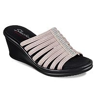 Skechers Rumblers Hotshot Women's Wedge Sandals