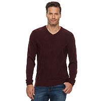 Men's Dockers Classic-Fit Easy-Care V-Neck Sweater