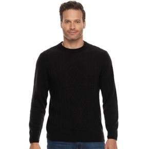 Men's Dockers Comfort Touch Classic-Fit Crewneck Sweater