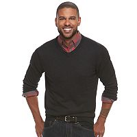 Men's SONOMA Goods for Life™ Coolmax Classic-Fit V-neck Sweater