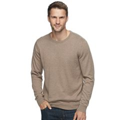 Men's SONOMA Goods for Life™ Coolmax Classic-Fit Crewneck Sweater