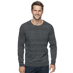 Men's SONOMA Goods for Life™ Coolmax Classic-Fit Crewneck Sweater