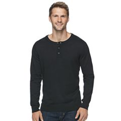 Men's SONOMA Goods for Life™ Coolmax Classic-Fit Henley