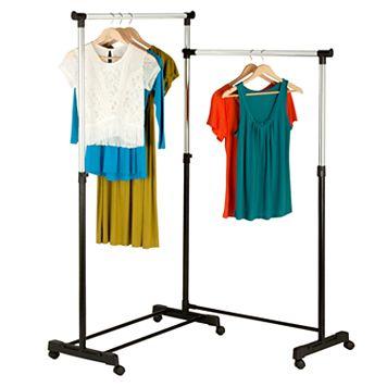 Honey-Can-Do Rotating Garment Rack