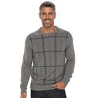 Men's Croft & Barrow® Classic-Fit Crewneck Sweater