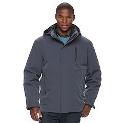 Big & Tall Hemisphere Softshell 3-in-1 Systems Hooded Jacket