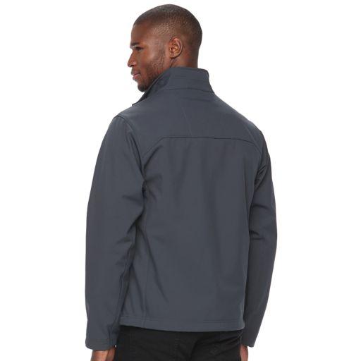Big & Tall Hemisphere Softshell Jacket