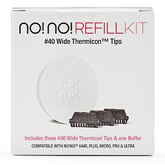 no!no! Wide Thermicon Tips Refill Kit