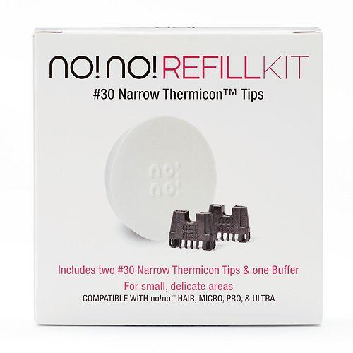 no!no! Narrow Thermicon Tips Refill Kit