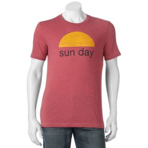 "Men's SONOMA Goods for Life™ ""Sun day"" Tee"