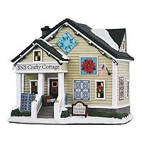 St. Nicholas Square® Village Crafty Cottage