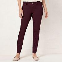 Women's LC Lauren Conrad Skinny Jeans
