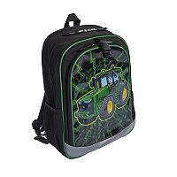 Boys John Deere Tractor Burst Backpack