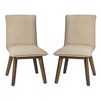 INK+IVY Upholstered Dining Chair 2 pc Set
