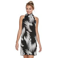 Women's Bethany Mockneck Shift Dress
