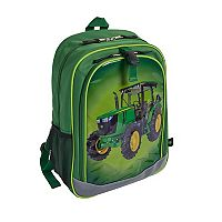 Boys John Deere Photoreal Tractor Backpack