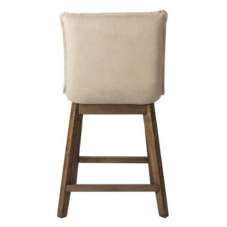 INK+IVY Upholstered Counter Stool