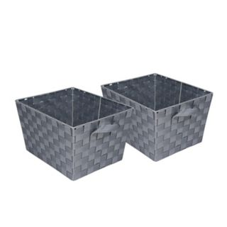 Honey-Can-Do 2-pack Woven Baskets