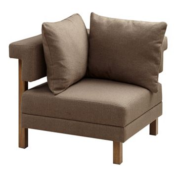 INK+IVY Max Modular Corner Chair