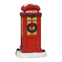 St. Nicholas Square® Village Phone Booth